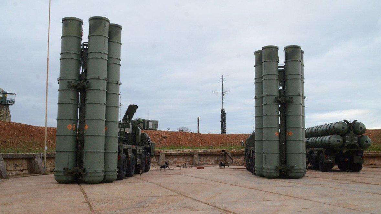Минобороны РФ передали очередной полк С-400 «Триумф»