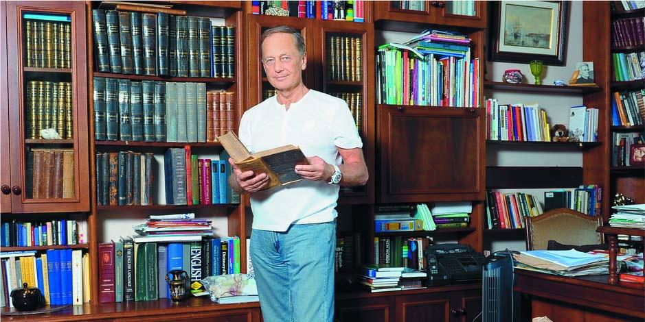 На Украине запретили книгу Михаила Задорнова