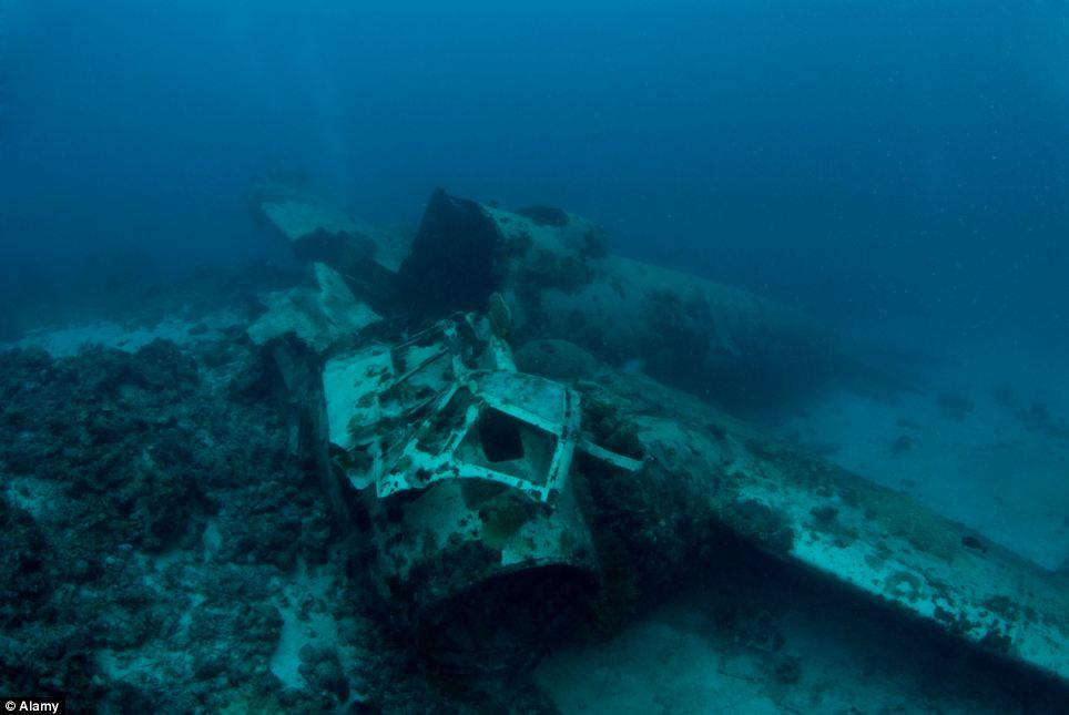 Крупнейшее кладбище кораблей в мире