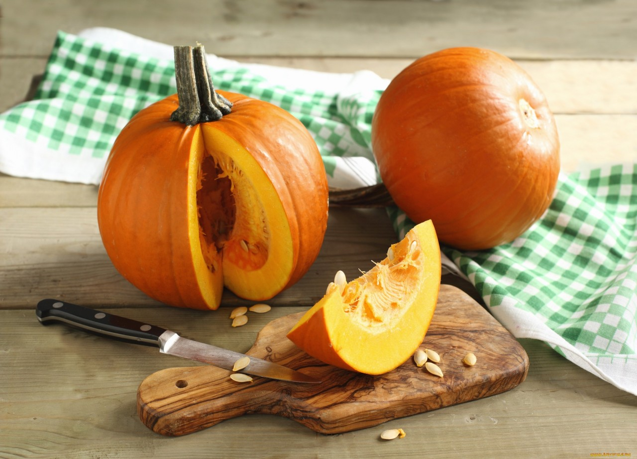 Главные продукты ноября для здоровья