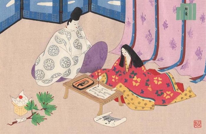 Куртуазная поэзия и вшивые самураи: Чем запомнились японские дамы и кавалеры эпохи Хэйан