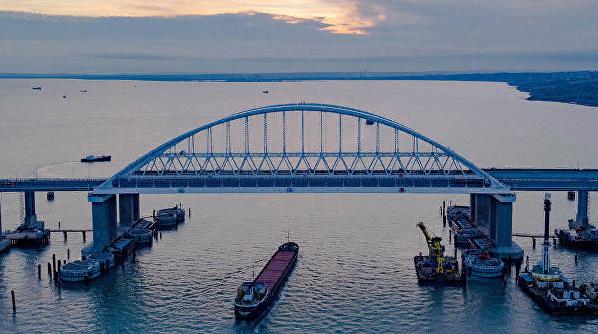 Киев хочет новый статус для Керченского пролива. Старый надоел