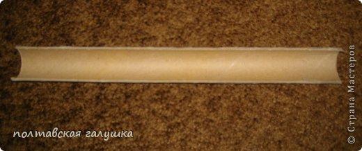 Мастер-класс Рама паспарту Моделирование конструирование Как самому сделать бамбук? Легко Материал бросовый фото 5
