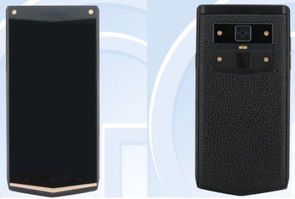 Смартфон Gionee W919 – два экрана и раскладной корпус