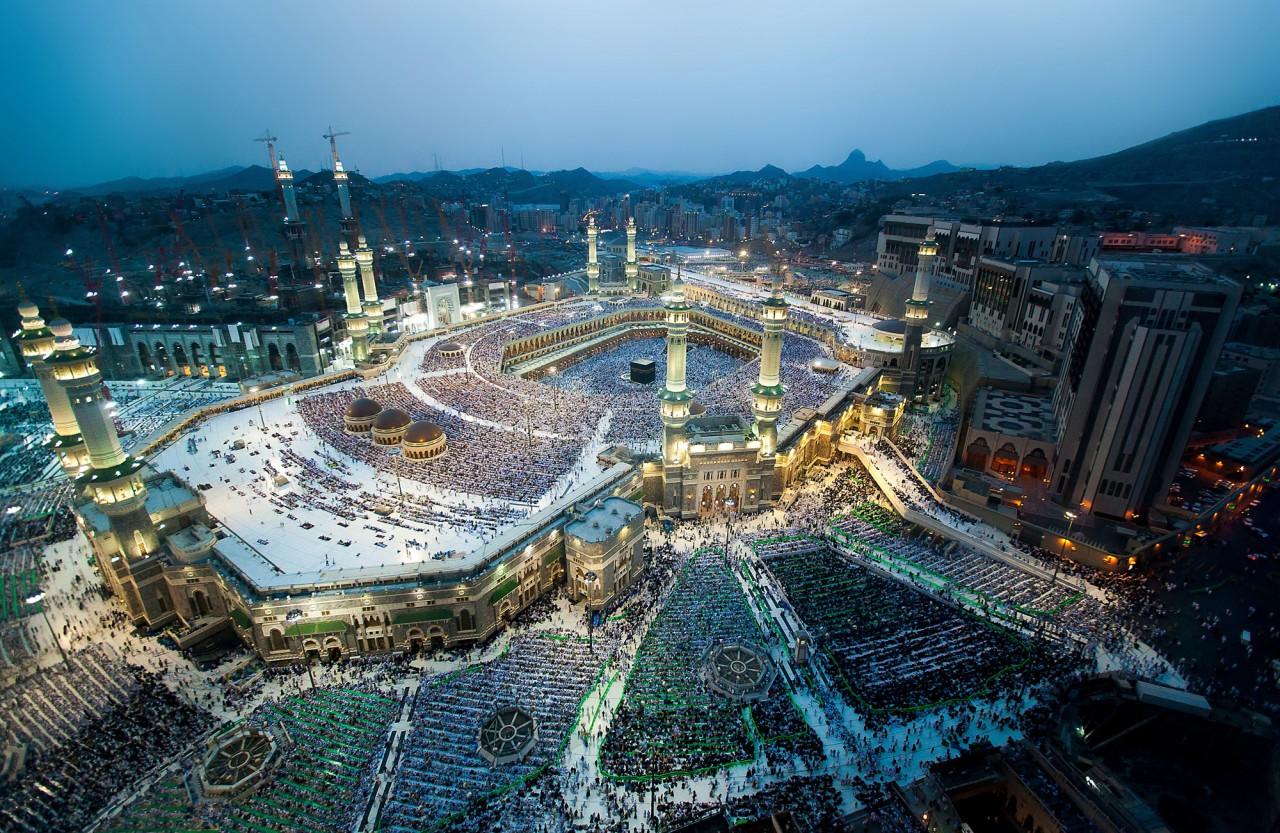 10 самых крупных мечетей мира