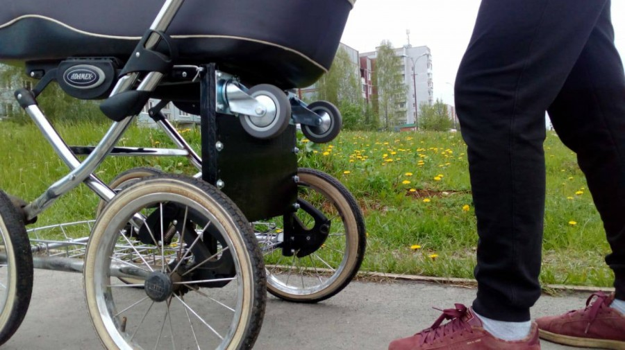 Чудо приспособление для детской коляски