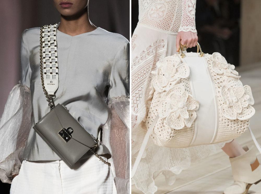 Модные тренды весна-лето 2020 для дизайнера сумок, фото № 2