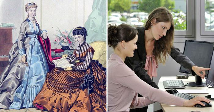 История появления и развития женских журналов от 17 века до наших дней