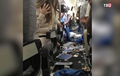 При перелете из Майами в Буэнос-Айрес 15 человек пострадали из-за турбулентности