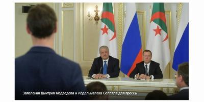 Медведев: Россия заинтересов…