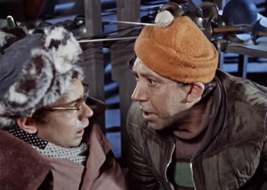 Знаете ли вы, что название фильму «Операция «Ы» и другие приключения Шурика» дал не Леонид Гайдай?