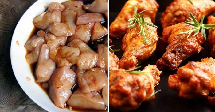 курица в соевом соусе с овощами