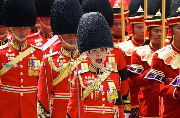 В Таиланде прошла пышная церемония похорон короля