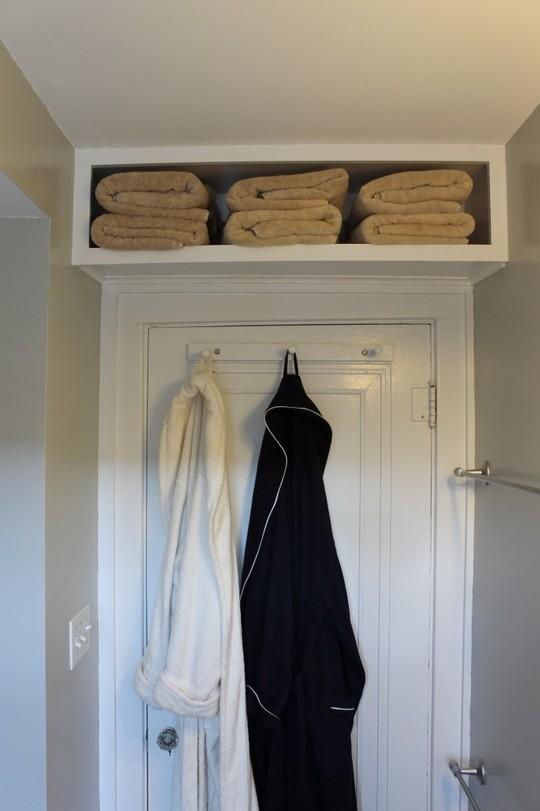 Идеи для ванной комнаты в маленькой квартире фото