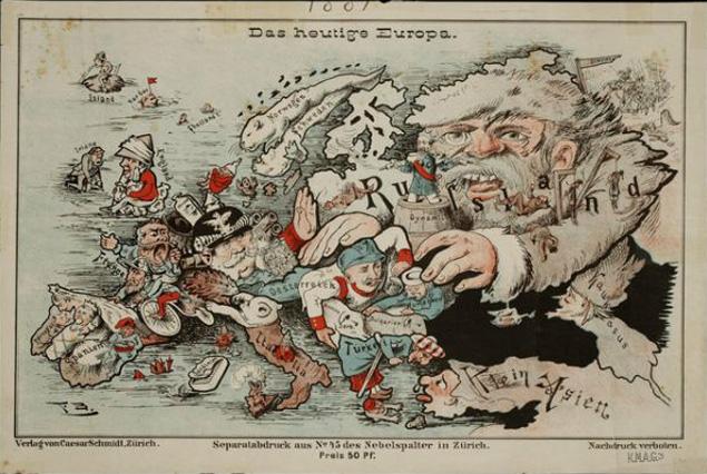 Немецкий политолог Александр Рар: Запад ведет себя так же, как и Советский Союз