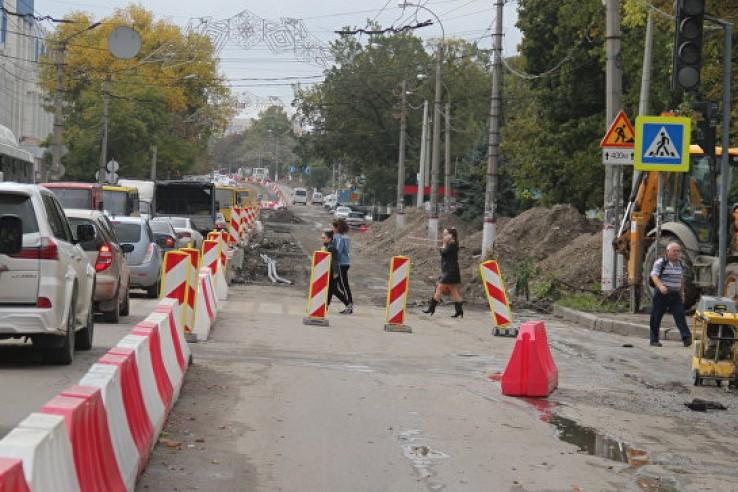 В Симферополе из-за ремонта …