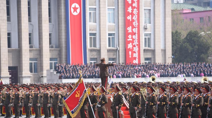 Пхеньян готовит население к войне