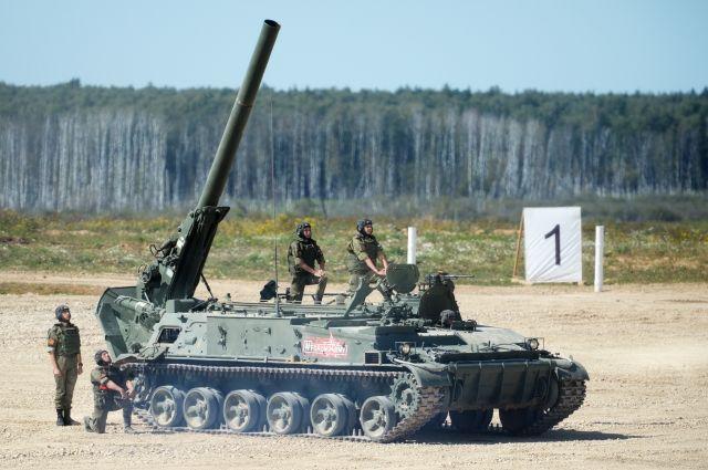 Американские СМИ рассказали о «божественной» артиллерии России