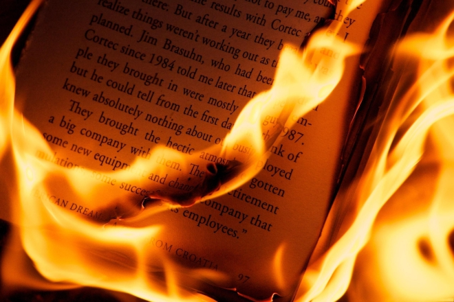 Тайна «проклятых книг»