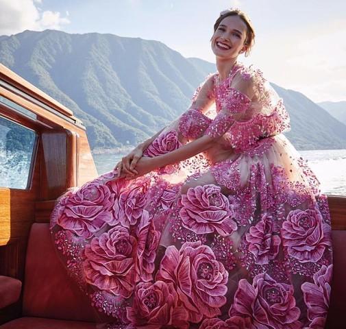 Оцените платье!