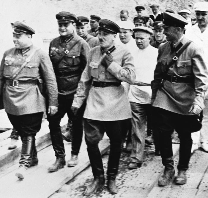 Конец группы Ягоды в НКВД : как это было
