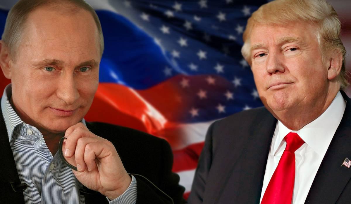 Путин и Трамп: перемены к лу…