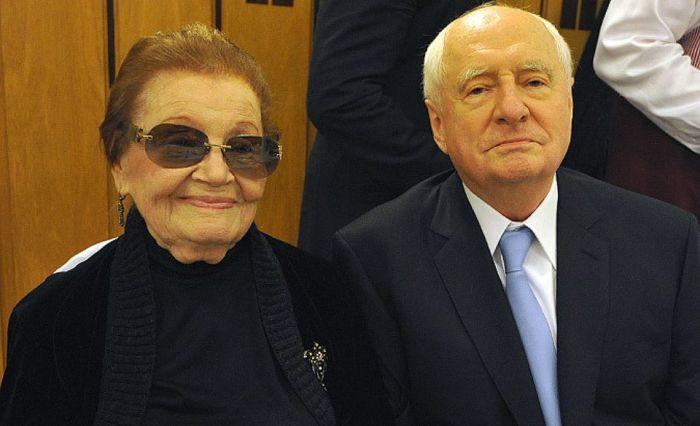 Марк Захаров и Нина Лапшинова: «Мужчину делает его женщина»
