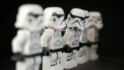 «Звездные войны» vs. Warcraf…