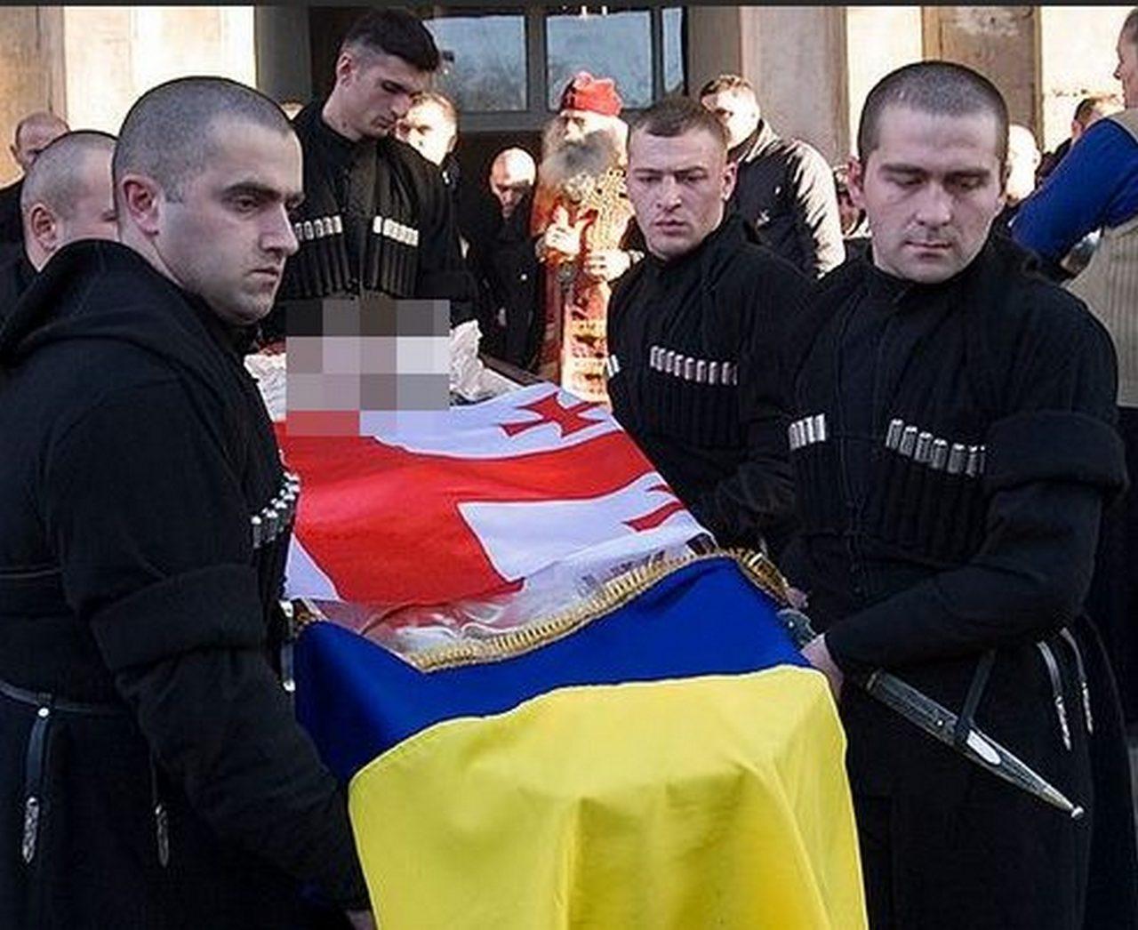 Грузия и Украина — близнецы?