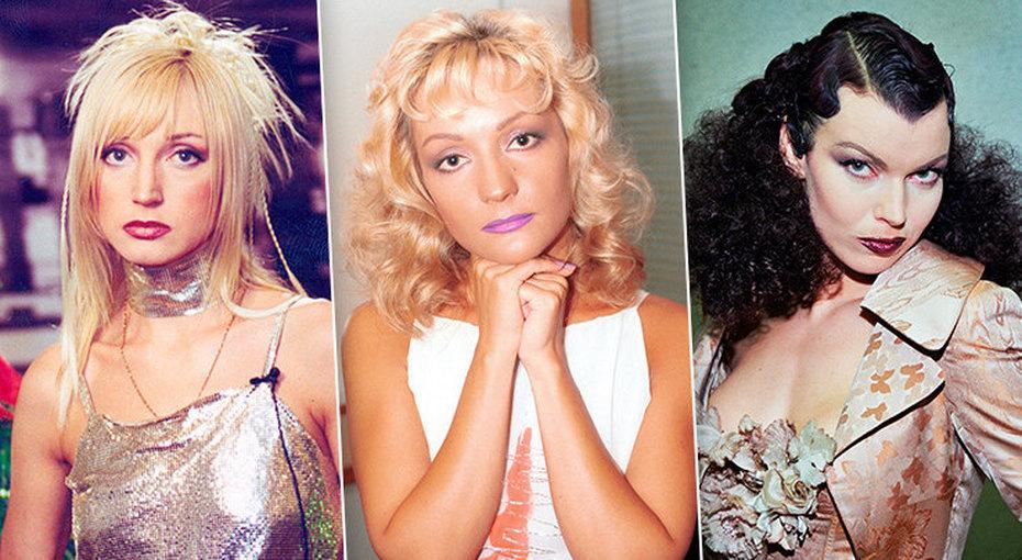 Буйный макияж из90х: как красились Кристина Орбакайте, Таня Буланова идругие