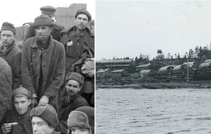Как тысячи советских военноп…