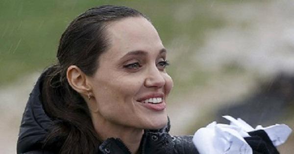 Анджелина Джоли снова напугала фанатов