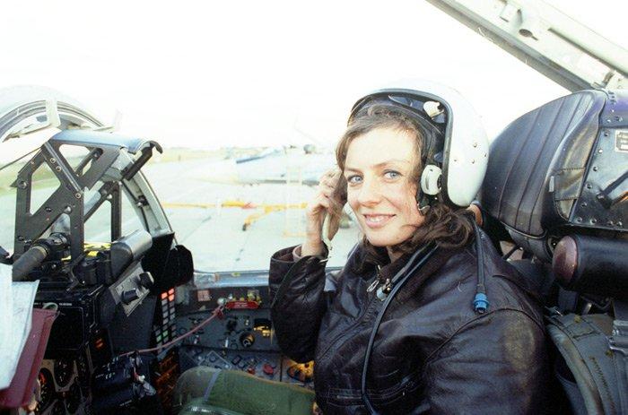 «В транспортную авиацию женщины вполне подойдут»