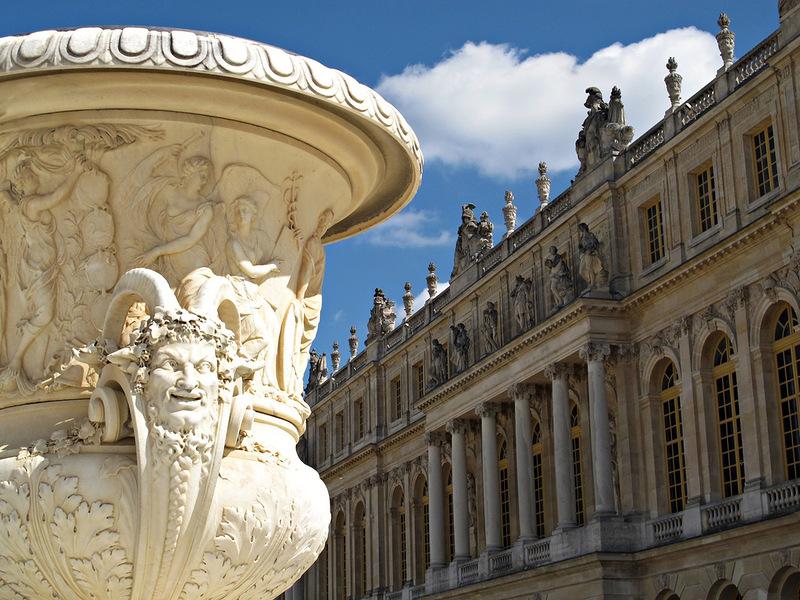 Версаль. Франция. Часть 16.