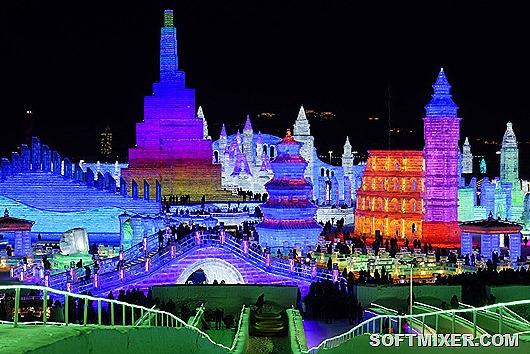 Международный фестиваль льда…