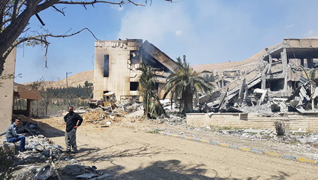 Новости Сирии. Сегодня 16 апреля 2018 — обновление