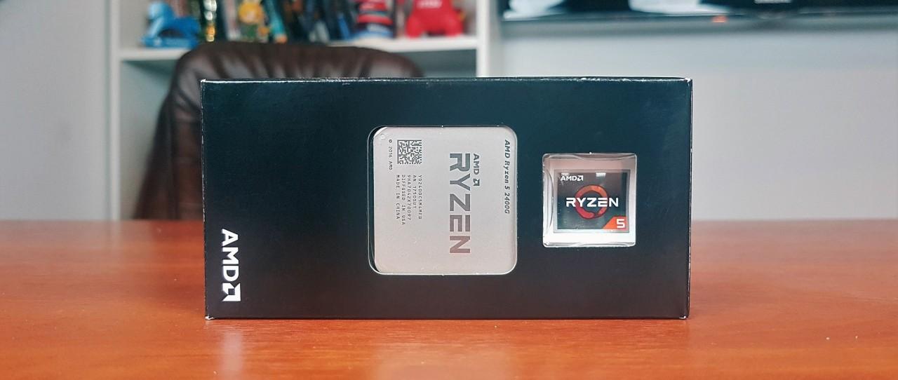 Обзор AMD Ryzen 5 2400G и 3 2200G