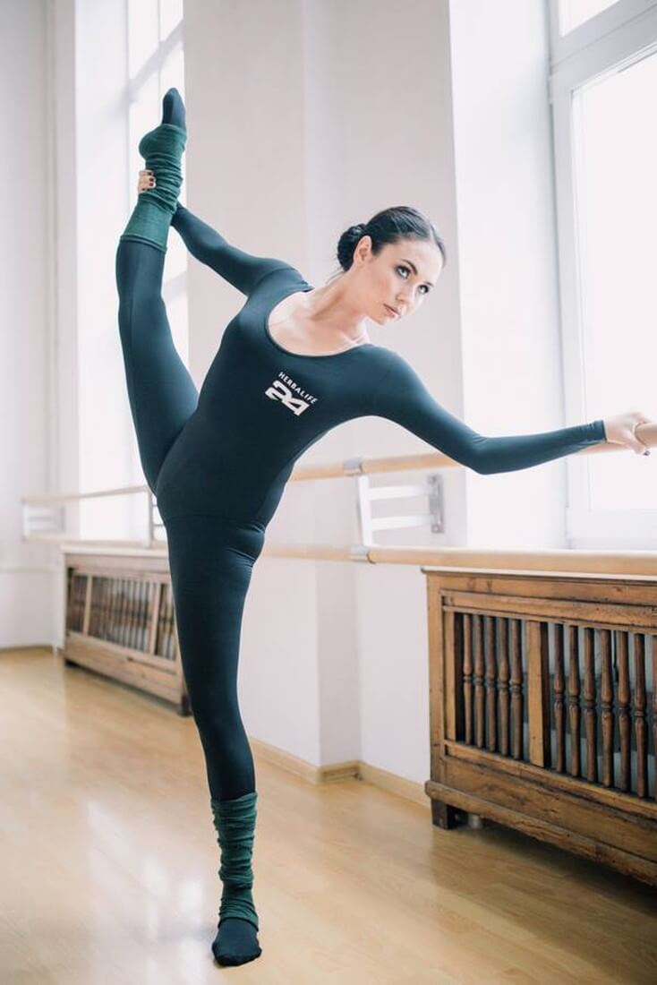 Невероятно гибкие балерины фото 555-7