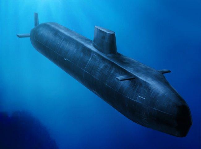 российская подводная лодка самая современная