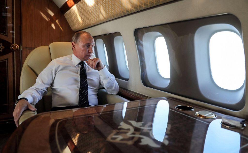 Чем занимается Путин во врем…