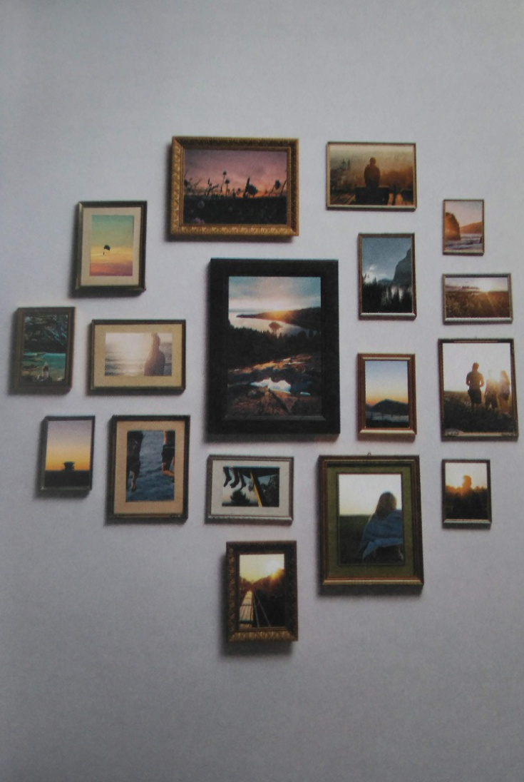 Все закаты на одной стене