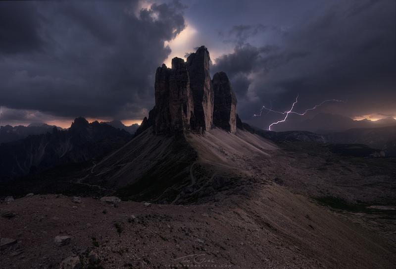 6. молния, природа