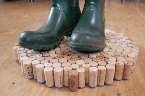 Поделки из винных пробок — подборка интересных фотоидей