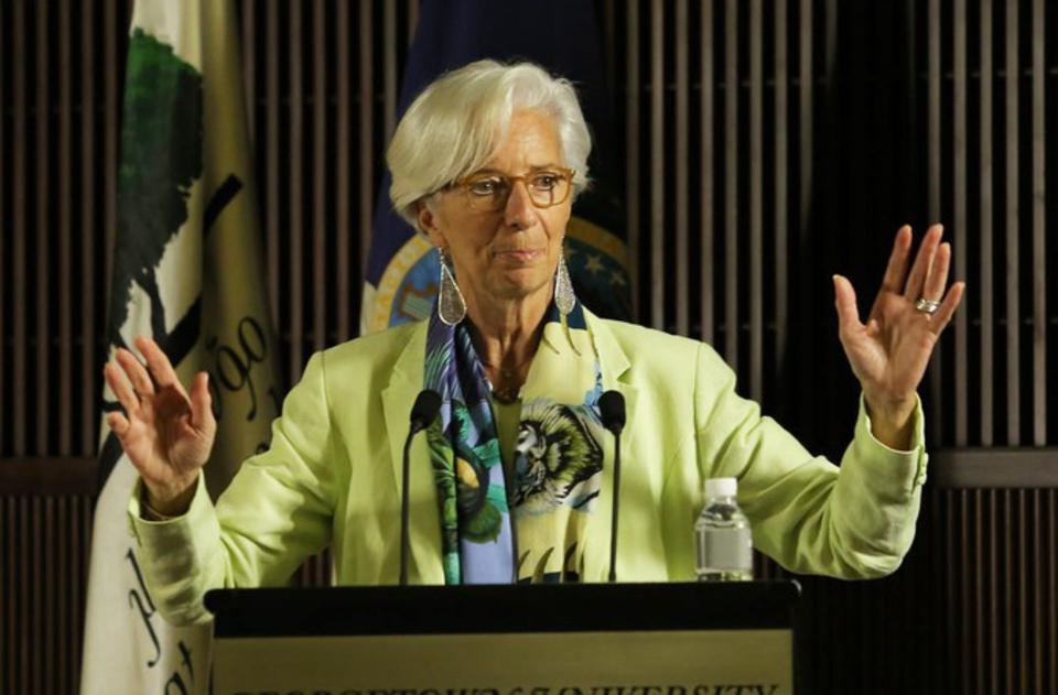 Глава МВФ назвала цену торго…