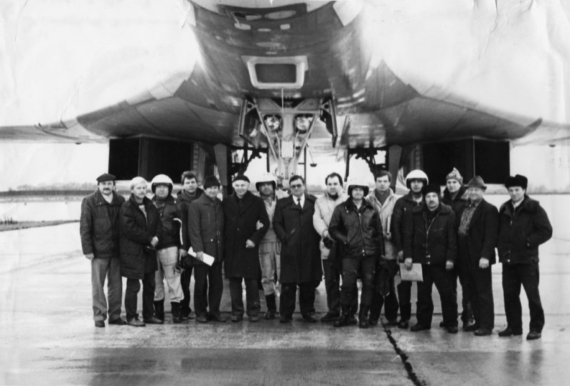 12 апреля 2018 года создатель легендарного самолета Ту-160 В.И. Близнюк отмечает свое свое 90-летие