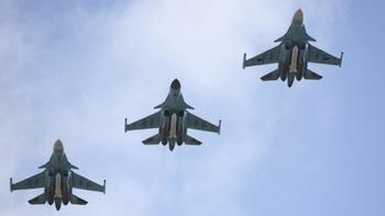 СМИ признали «смертоносный» Су-34 лучшим ударным истребителем