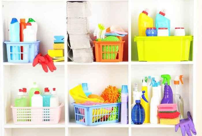 В доме должен быть идеальный порядок во всем. /Фото: donadona.es
