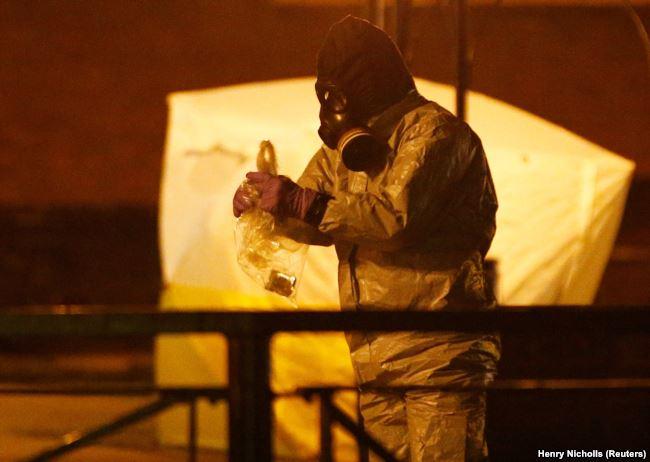 Британских ученых обидели намеки Москвы о причастности к отравлению Скрипаля