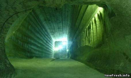 grey Загадки древних тоннелей
