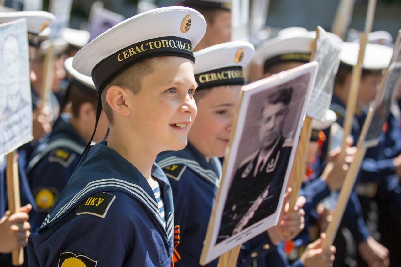 9 мая. Севастополь